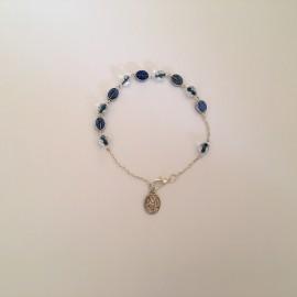 Bracelet dizainier Vierge Miraculeuse