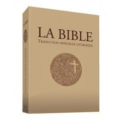 La Bible Traduction Officielle Liturgique-Grand Format