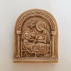 Cadre ivoirine Sainte Famille-Atelier Bethléem
