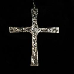 Croix étain