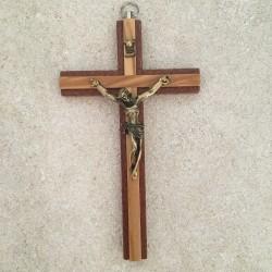 Croix/Crucifix deux tons