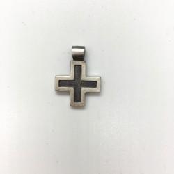 Croix carrée acier