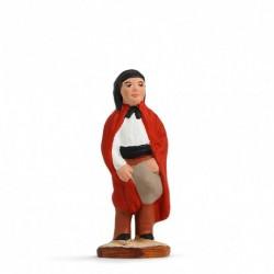 enfant boumian rouge