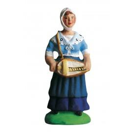 Femme à la vielle