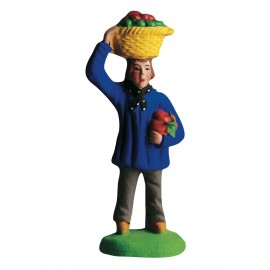 Homme aux fruits