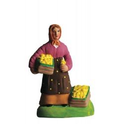 Marchande de citrons
