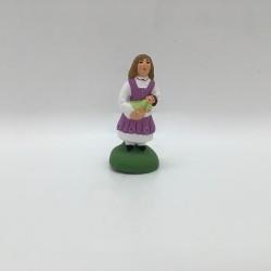 Victorine mauve