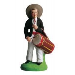 Homme tambourinaire