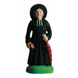 Monsieur le curé au parapluie