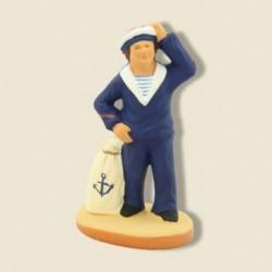 Le matelot, santon Fouque 6cm