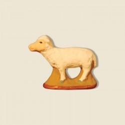 Mouton droit, santon Fouque...