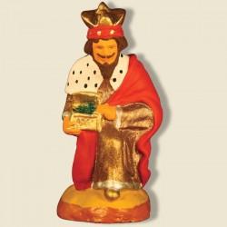 Roi à genoux, Balthazar,...