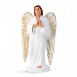 Ange, santon Arterra blanc 9cm