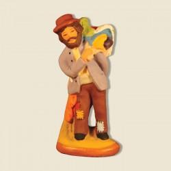 Chiffonnier, santon Fouque 6cm