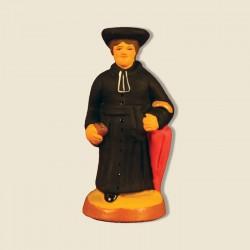 Monsieur le curé, santon...