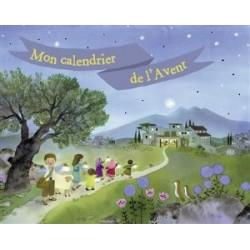 Mon calendrier de l'Avent,...