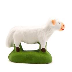 Mouton droit santon Marcel...