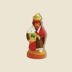 Roi à genoux Balthazar,...