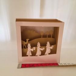 Carte 3D Epiphanie petit...