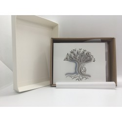 Cadre arbre de vie avec...