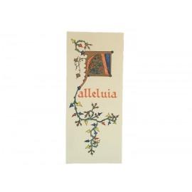 """Signet """"Alleluia"""""""