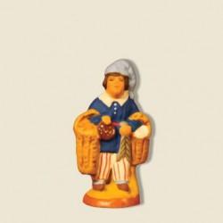 Bartoumieu, santon Fouque 4cm