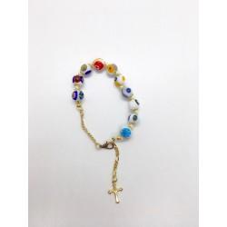 Bracelet-dizainier Murano...