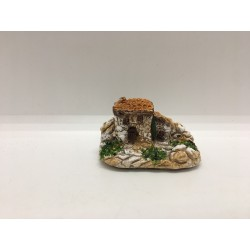 Cabanon miniature, santons...