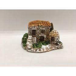 Cabanon puits miniature,...