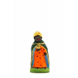 Roi noir santon Marcel...