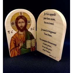 Diptyque Christ enseignant...