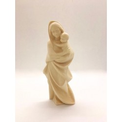 Statue Vierge à l'Enfant en...