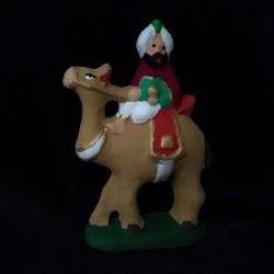 Gaspard sur chameau