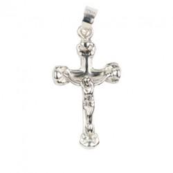 Croix orthodoxe argent avec...