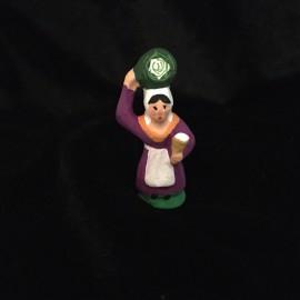 paysanne au chou-fleur